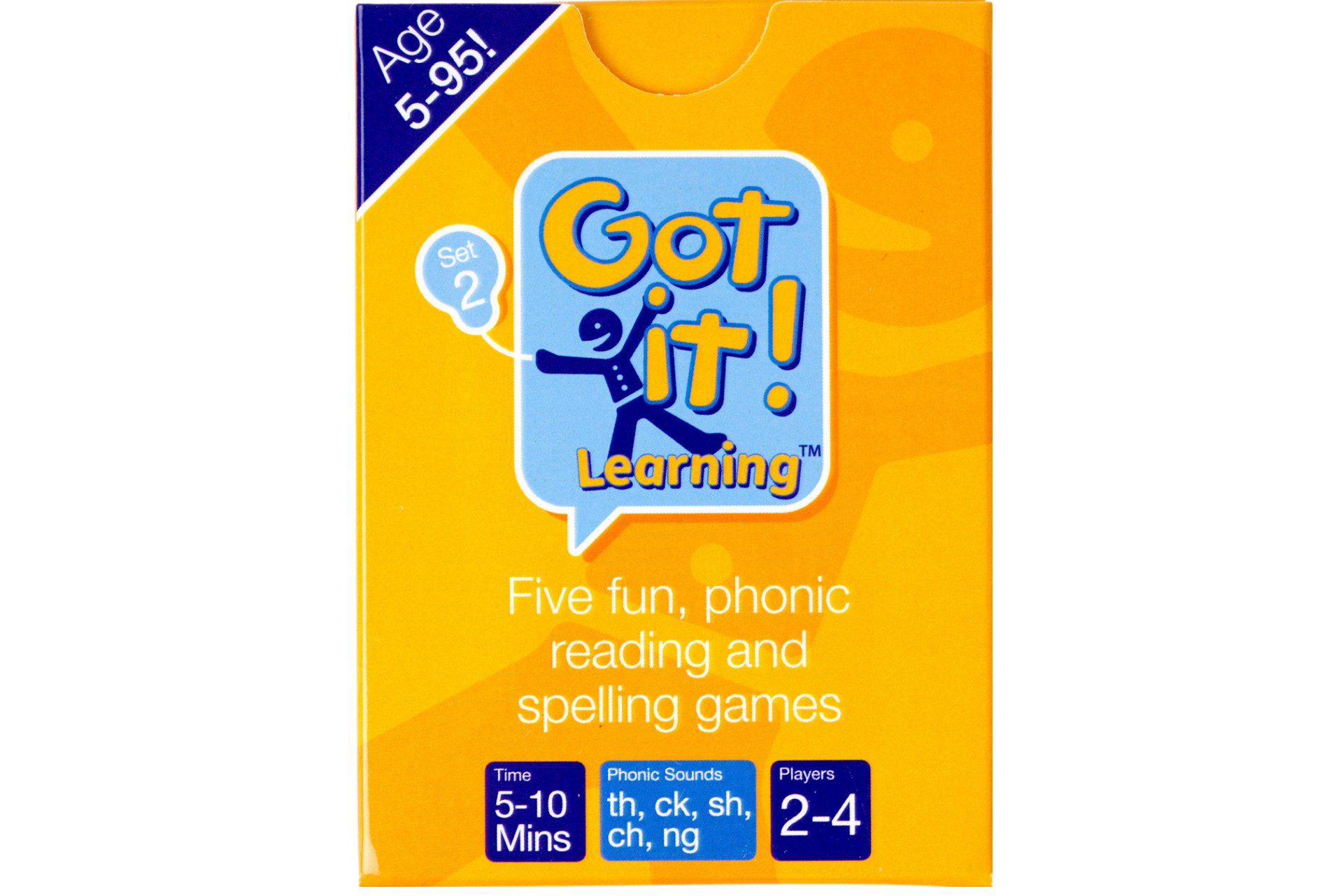 Got it learning set 2