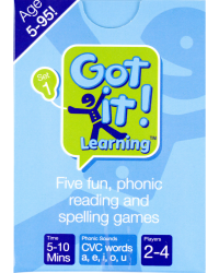 Got it learning set 1
